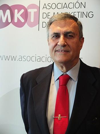 Julio Vidiosa, miembro del comité de la Asociación MKT