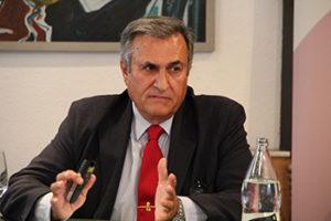 Julio Vidosa, miembro del comité directivo de MKT