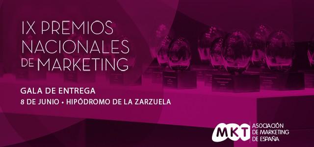 IX Premios Nacionales de Marketing: 8 de junio en el Hipódromo de la Zarzuela