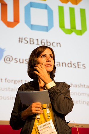 Sandra Pina Sustainable Brands