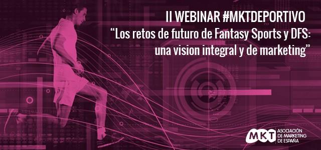 II Webinar #MKTDeportivo