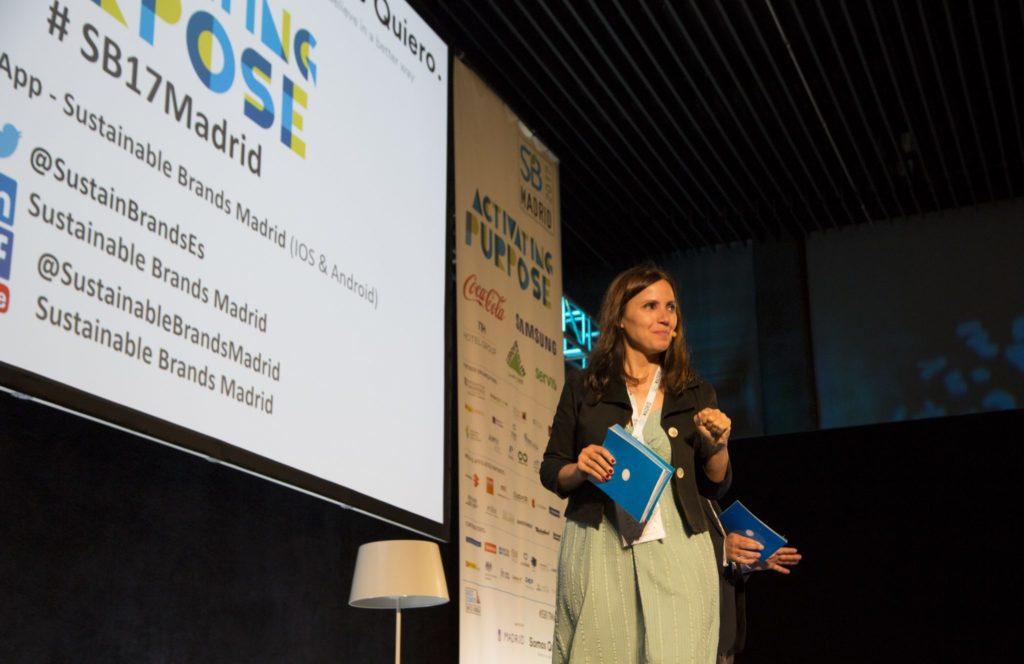 Sandra Pina Sustainable Brands