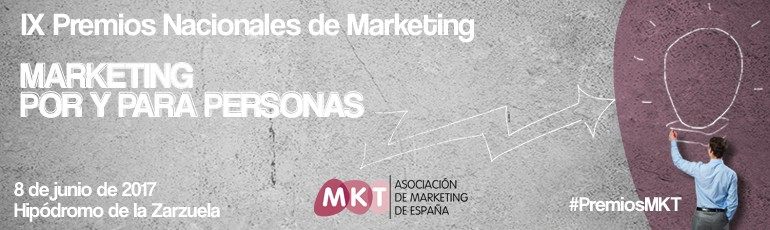 IX Premios Nacionales de Marketing
