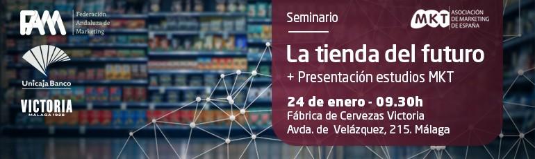 La tienda del futuro Málaga