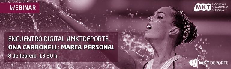 Ona Carbonell MKT Deporte