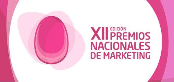 logo XII edicion premios nacionales de marketing
