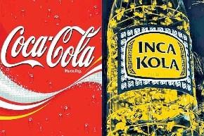 Un ejemplo de Coca Cola