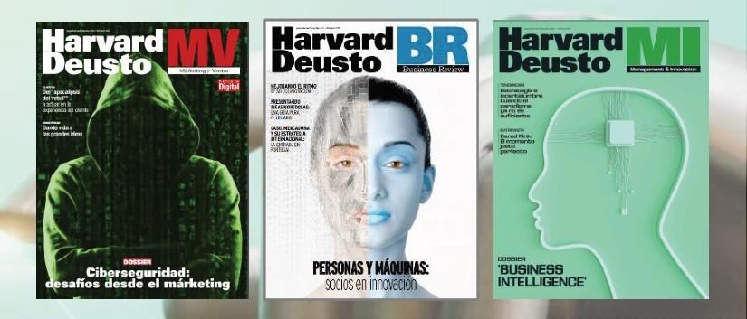 Nuevos contenidos Harvard Deusto