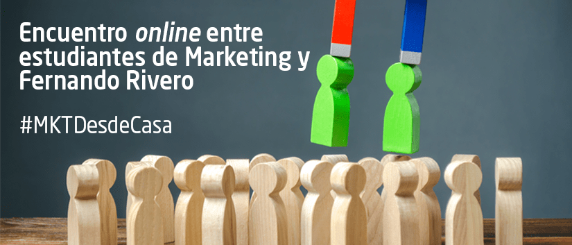 Inbound marketing con Fernando Rivero