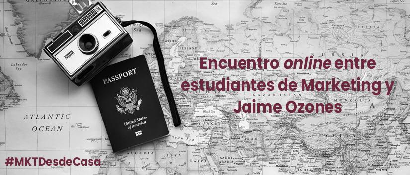 El nuevo turismo con Jaime Ozores