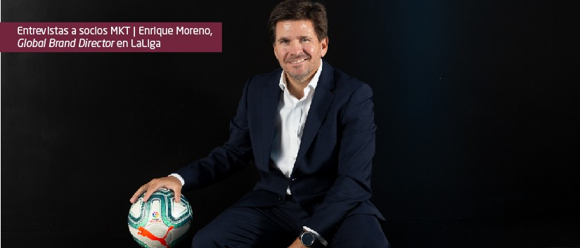 Entrevista Enrique Moreno director de LaLiga