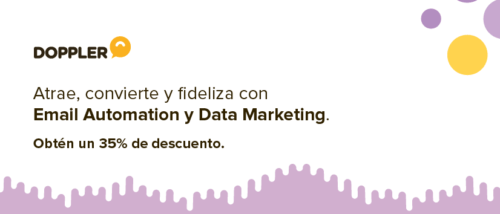 Automation Marketing con Doppler