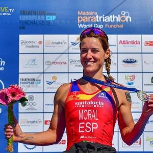 Eva Moral Ponente de MKT Deporte