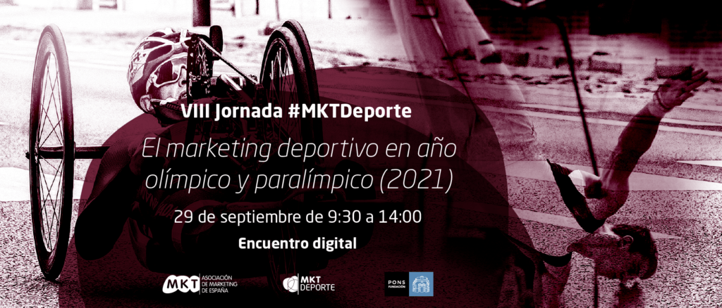 VIII Jornada Marketing Deportivo, el marketing deportivo en el año olímpico y para límpico