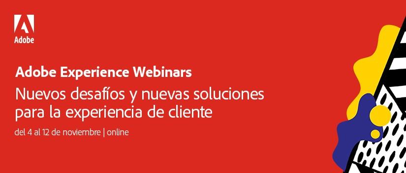 Adobe Experience Webinars