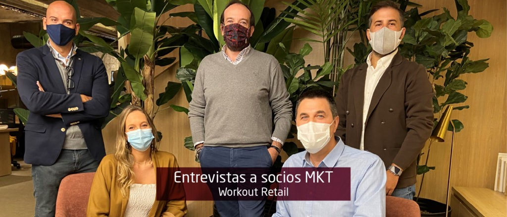 Workout Retail socio de MKT