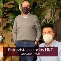 Workout Retail socio de MKT